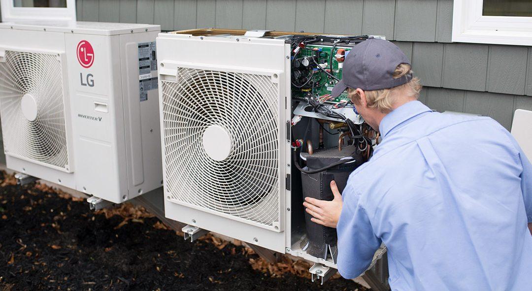 Heat Pump Fall Maintenance