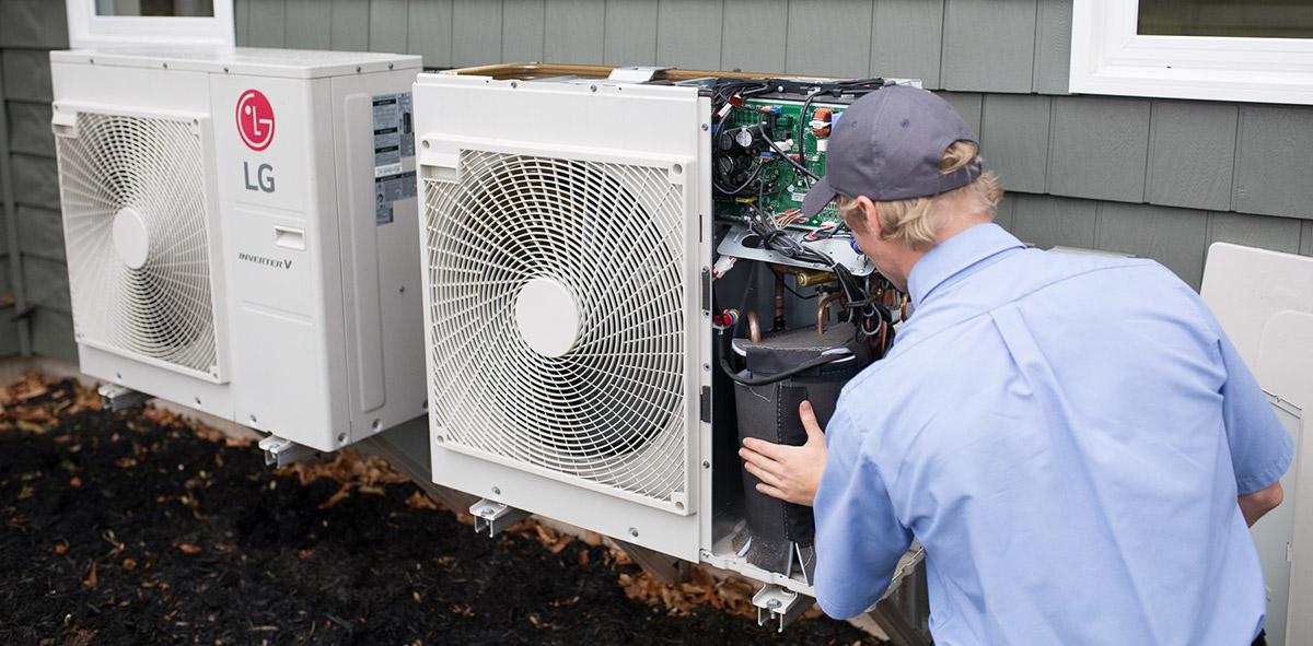 Heat Pump Fall Maintenance | AJW Mechanical